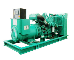 High Speed Electric Start Diesel Generator 250kw 312.5kVA pictures & photos