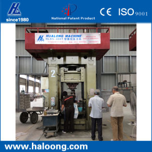 1000t 156kw Metal Forging Press Refractory Ball Molding Machines pictures & photos