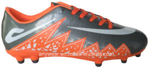 Men′s Soccer Football Boots with TPU Outsole Shoes (815-2647) pictures & photos