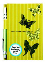 Soft Cover Journals with Pen pictures & photos