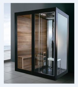Luxury Moist Steamroom with Sauna Function (M-8287) pictures & photos