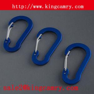 Aluminum Rock Climbing Hook Aluminium Carabiners Hook Aluminium Hook Swivel Mountaineering Hook pictures & photos