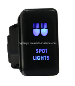 12V Spot Lights Push Switch pictures & photos