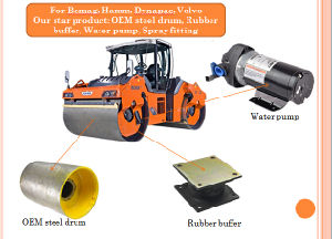 Best Spare Parts for Hamm, Bomag, Dynapac Road Roller at Good Price pictures & photos