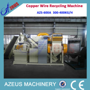 2015 New Design Environmental Cable Wire Recycling Machine