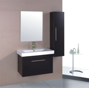 Mordern Wooden Bathroom Furniture (B-324) pictures & photos