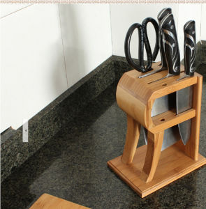 Bamboo Knife Block Knives Holder pictures & photos