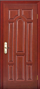 High Quality Solid Wooden Door 2016, Hardwood Door pictures & photos