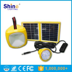 New Model Solar Camping Lantern with USB for Mobile Phone pictures & photos