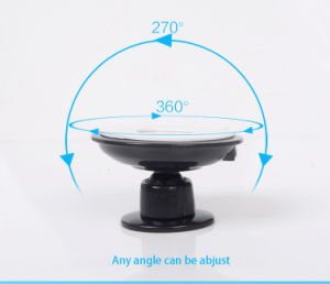 Standby Mobile Car Hold Qi Wireless Charger pictures & photos