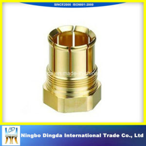 Precision CNC Machining Brass Part pictures & photos