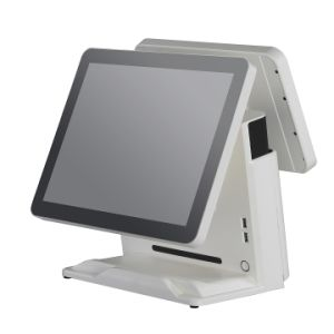 T350 (dual- screen) 15 Inch Touch Screen POS System pictures & photos