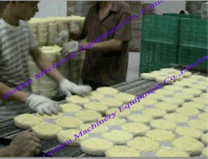 Non-Fried Instant Noodle Maing Machine Production Line pictures & photos
