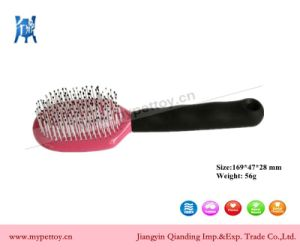 Pet Grooming Plastic Pin Brush pictures & photos