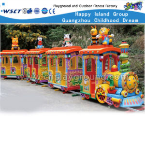 Joyful Kids Amusement Electric Train on Promotion (HD-10202) pictures & photos