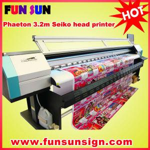 Phaeton Ud-3206p 3.2m Solvent Outdoor Printing Materials Flex Banner Printer (seiko 510/35pl head, good price) pictures & photos