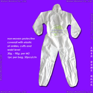 Disposable Protective Coverall pictures & photos