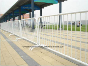 Portable Metal Barricade Wire Fence Control Fence pictures & photos