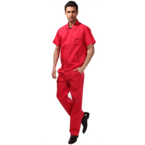Cheap Safety Coverall Workwear Uniforms / Working Coverall pictures & photos