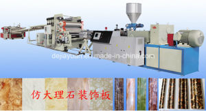 Imitation Marble Decorative Board Equipment
