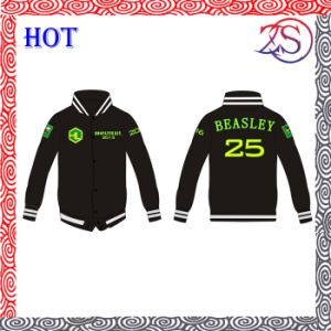 2015 New Design Men′s 100%Polyester Hoody Jacket pictures & photos