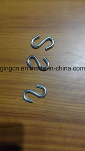 """Galvanized S Hook Size Standard 5/16"""" X 3"""" pictures & photos"""