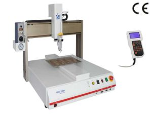 Automatic Anaerobic Glue Solder Paste Painting Dispenser Robot Machine
