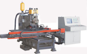 Full Automatic CNC Plate Punching Machine CPP-100