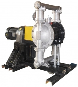Dby Series Electric Membrane Pump pictures & photos