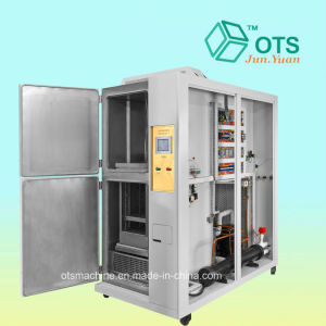 150 L High Low Temperature Shock Environmental Test Chamber
