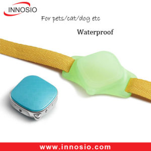 Waterproof Lightweight Mini GPS Tracker for Tracking Pet/Cat/Dog/Livestock/Animal pictures & photos