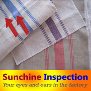 Kitchen Towels Quality Check/Quality Inspection pictures & photos