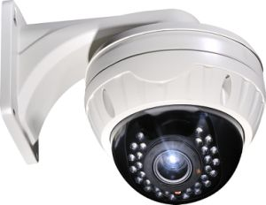 CCTV Wall Mount Bracket Waterproof Dome Camera pictures & photos