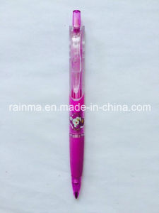 Plastic Transparent Color Mechanical Pencil with Triangle Barrel pictures & photos