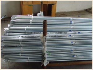 Cross Brace--Step Frame System Scaffolding Two Main Frame Two Cross Brace Four Joint Pin pictures & photos