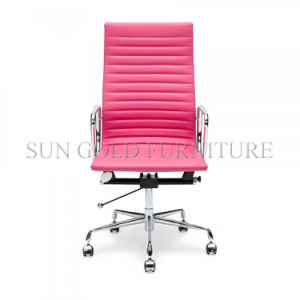 Pink Stripe Office Chair Office Furniture (SZ-BF121) pictures & photos