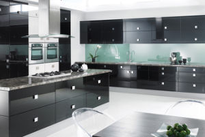 Ritz Furniture Fashion and Simple Style Kitchen Cabinet pictures & photos