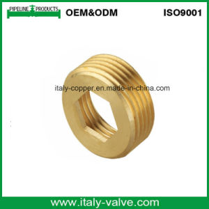 OEM&ODM Quality Brass Cap Fitting/Plug Fitting (AV-BF-7043) pictures & photos