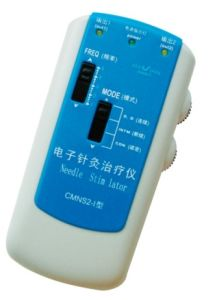 Electronic Acupuncture Therapy Stimulator (CMNS2-1) pictures & photos