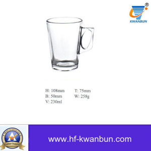 High Quality Glass Cup Beer Mug with Good Price Tumbler Kb-Hn0919 pictures & photos