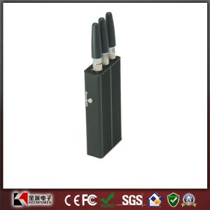 Mini Portable GPS Blocker + Cell Phone Jammer pictures & photos