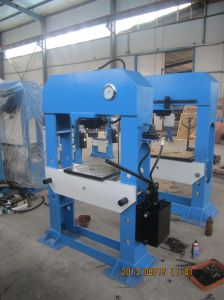Gantry Type Workshop Manual Press Machine (HP-40S) pictures & photos