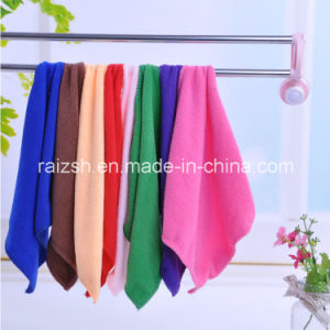 Microfibre Cleaning Cloth pictures & photos