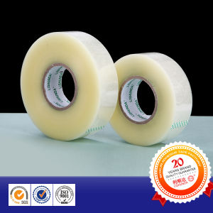 Cheap Packaging and Wrapping Application BOPP Adhesive Clear Tape pictures & photos