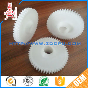 Customized Black Plastic Gear Wheel for Toy pictures & photos
