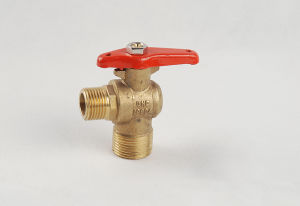 Brass Male Thread Ball Valve (YD-BV91)