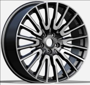Car Replica Alloy Wheel Rims for Benz VW Toyota pictures & photos