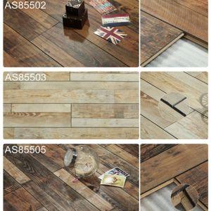 WPC German Technology 12mm/8mm HDF Handscraped Grain Laminate Flooring pictures & photos