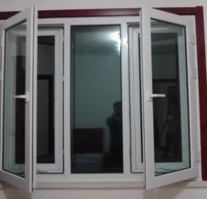 Double Glazed PVC Casement Glass Window From Roomeye in Zhejiang, China (PCW-003) pictures & photos
