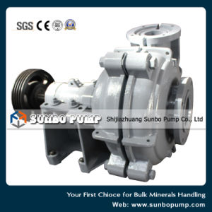 Chinese Wear Resistant Mineral Concentrate Horizontal Centrifugal Pump pictures & photos